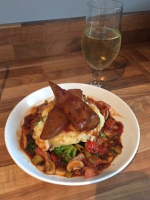 Liver and Bacon Comfort Food